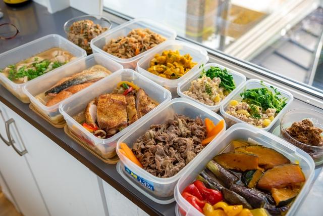 食費節約のコツ:常備菜を作る