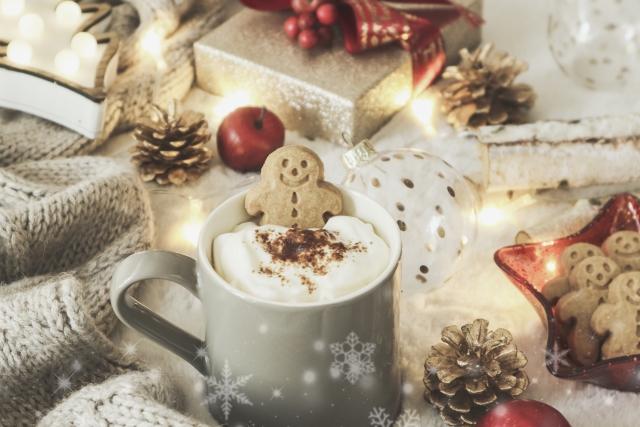 クリスマスの人型クッキーの名前
