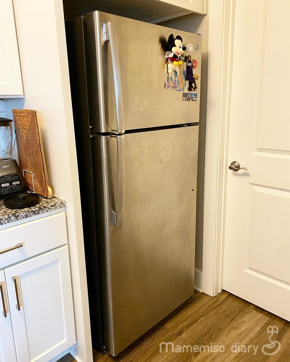 アメリカの冷蔵庫