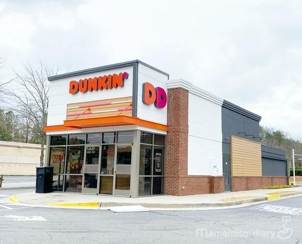 DUNKIN'の店舗