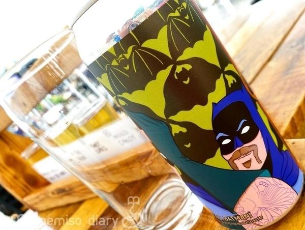 バッドマンビール