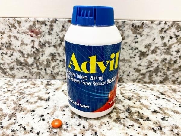 advilの写真