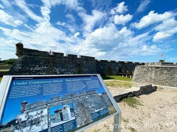 サンマルコス砦