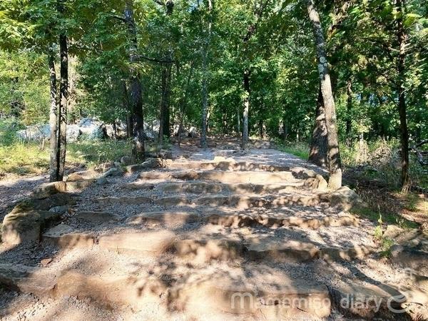 トレイルの道2