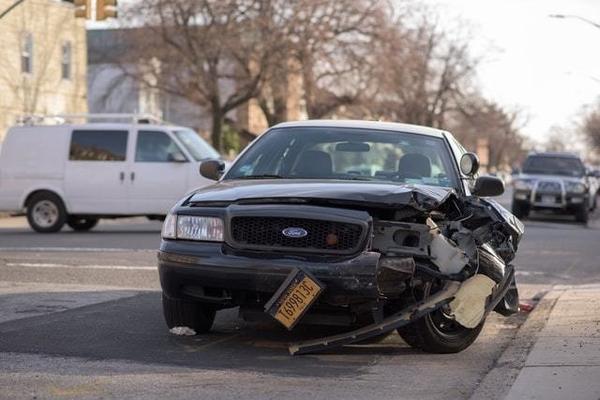 事故車のイメージ