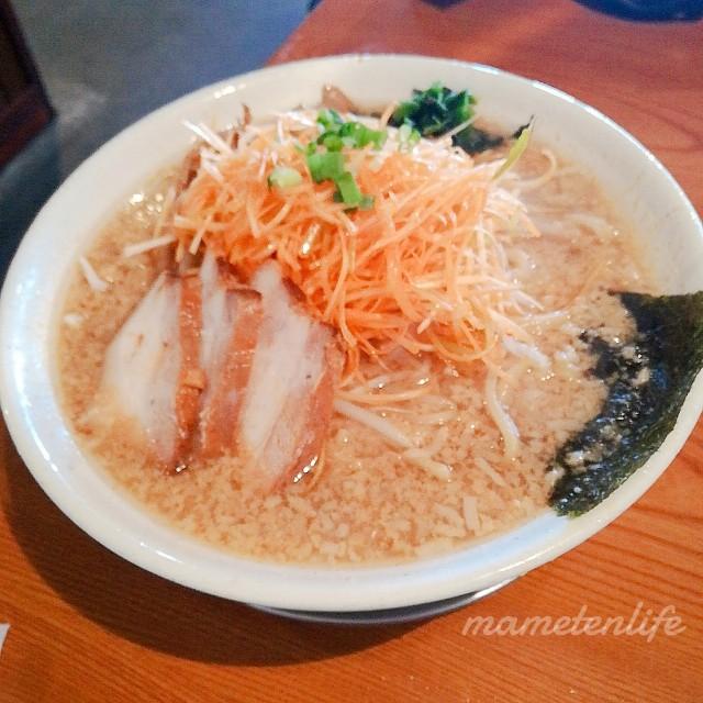 ピリ辛ねぎの王風麺