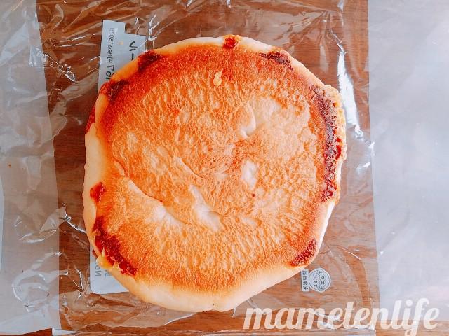 ローソンマチノパンチーズチーズブールの裏