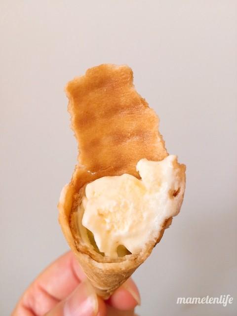セイコーマート北海道チーズの先端