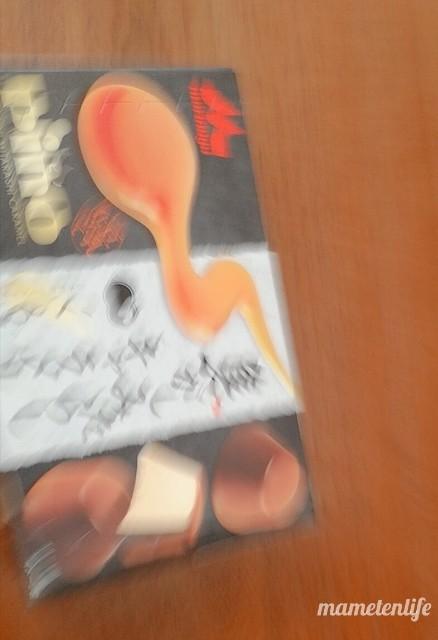 森永乳業ピノ 焦がしみたらしキャラメルのパッケージ