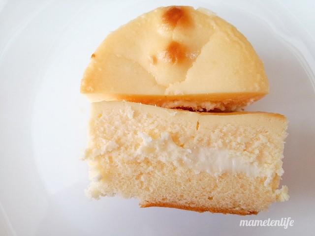ローソンとろチ~-とろっとチーズ-の断面