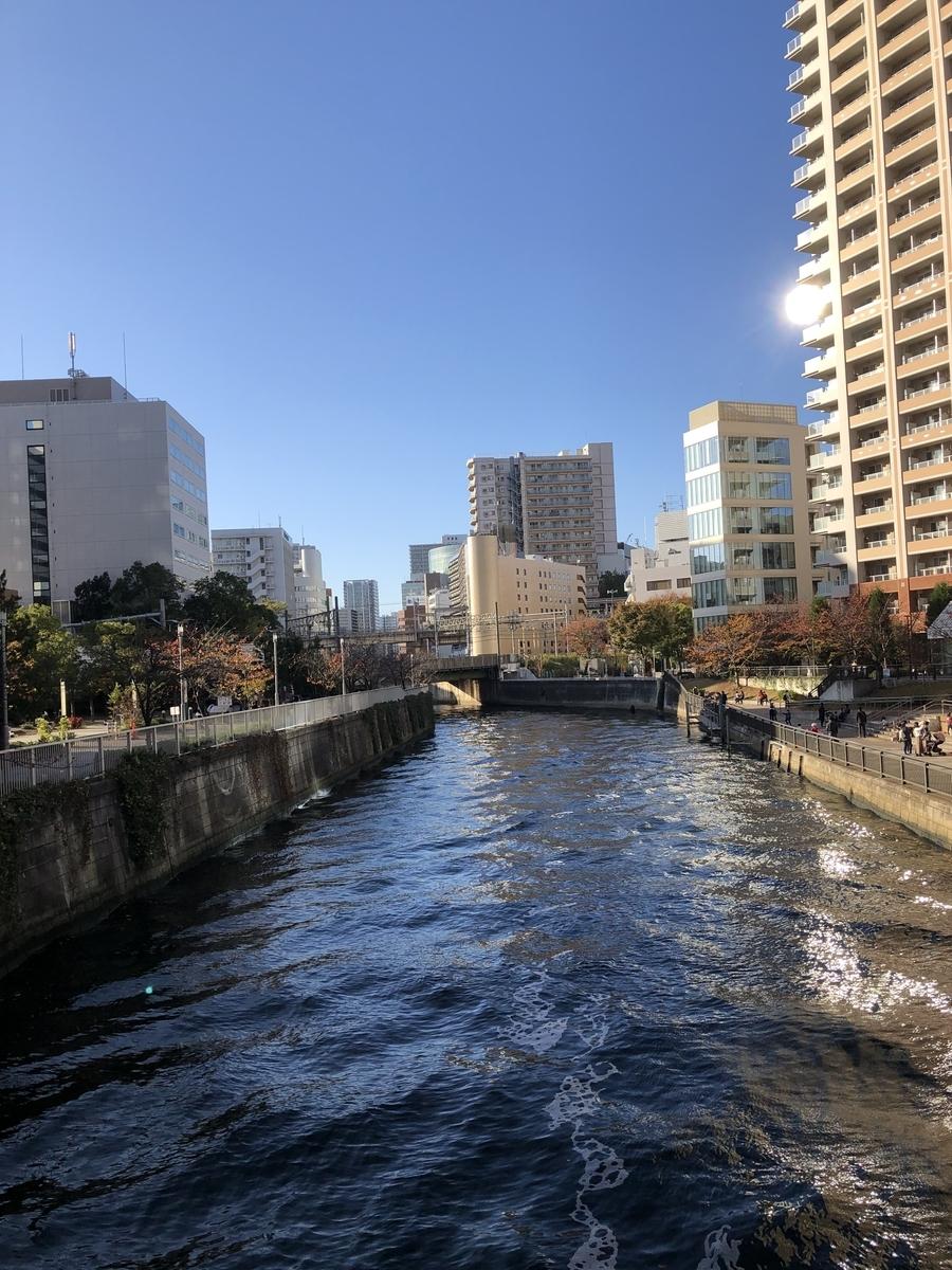 川はずっと続く