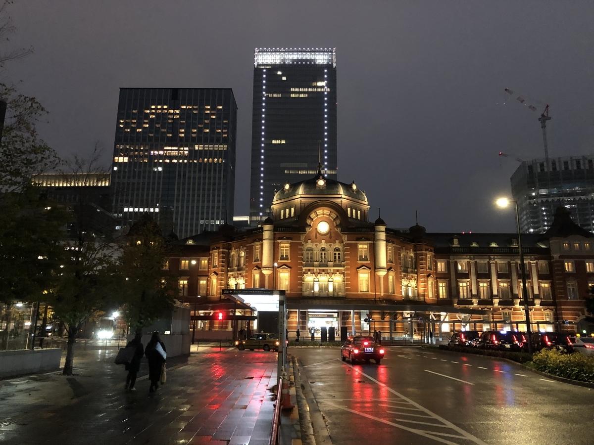 お洒落な東京駅