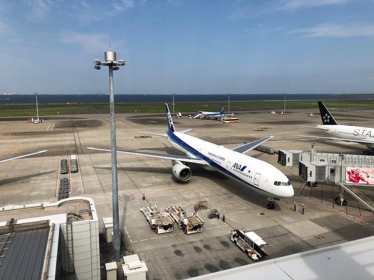 男の子が特に大好きな羽田空港