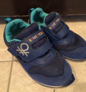 ベネトン 運動靴
