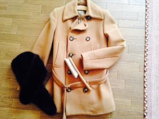 zukkaのPコート