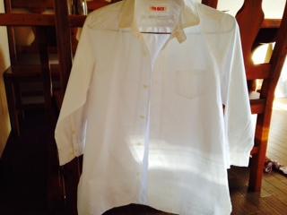 白シャツ画像
