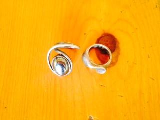ジョージジェイセンの指輪
