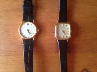 セイコーの腕時計
