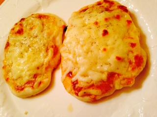 チーズトースト画像