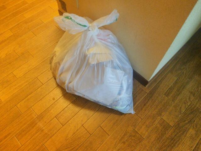 ゴミ袋画像