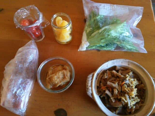今週の常備菜と下ごしらえ画像