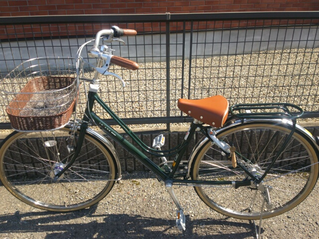ブリヂストン 自転車 カジュナ ベーシックライン画像