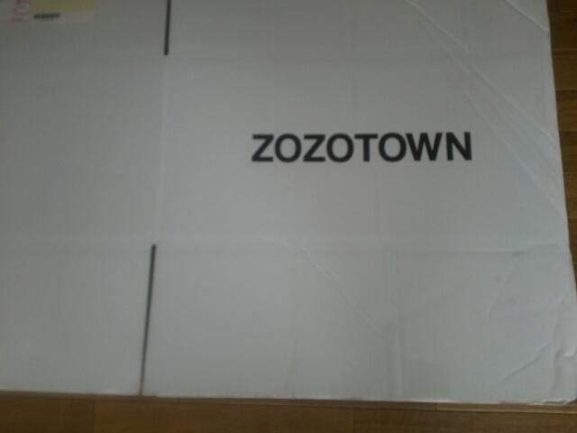 ZOZOTOWN 買取キット ダンボール画像