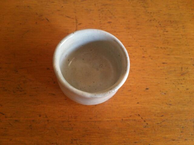 陶器のお猪口画像
