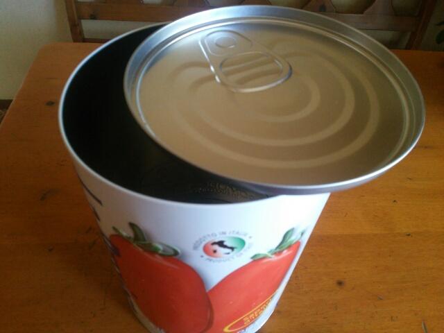 カルディー ビッグトマト缶 画像