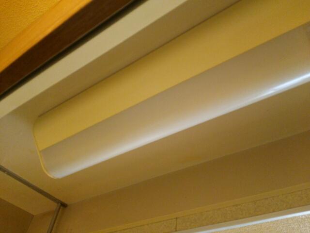 大掃除してキレイになったキッチンの天井画像