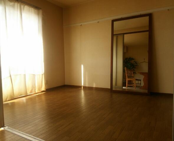シンプル生活の子ども部屋