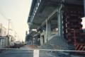 山陽新幹線跨線橋 撮影日1995.1.29頃