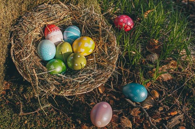 イースター,パスクア,卵