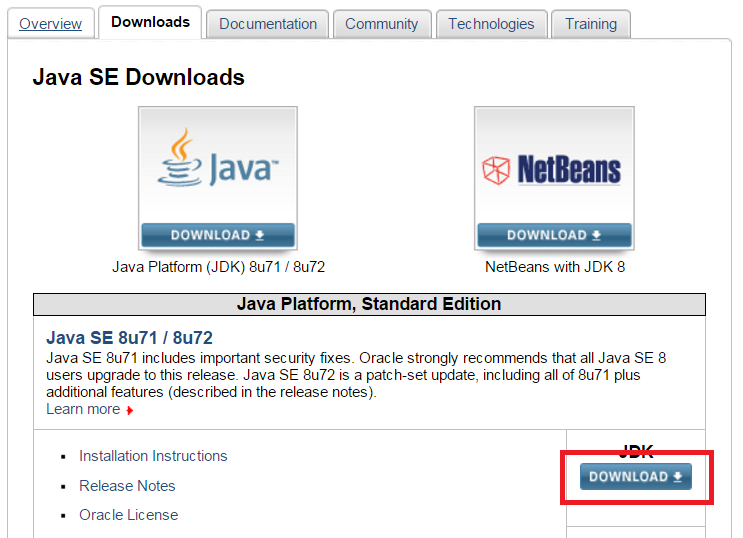 jdk-download-page