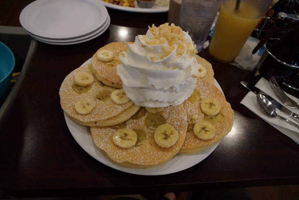 グアムパンケーキ
