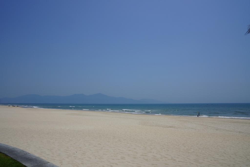 ベトナム ダナン 海