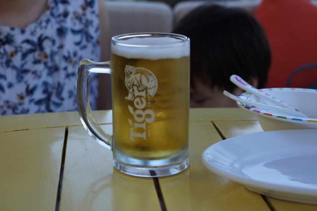 ダナン ハイアットリージェンシー ビール