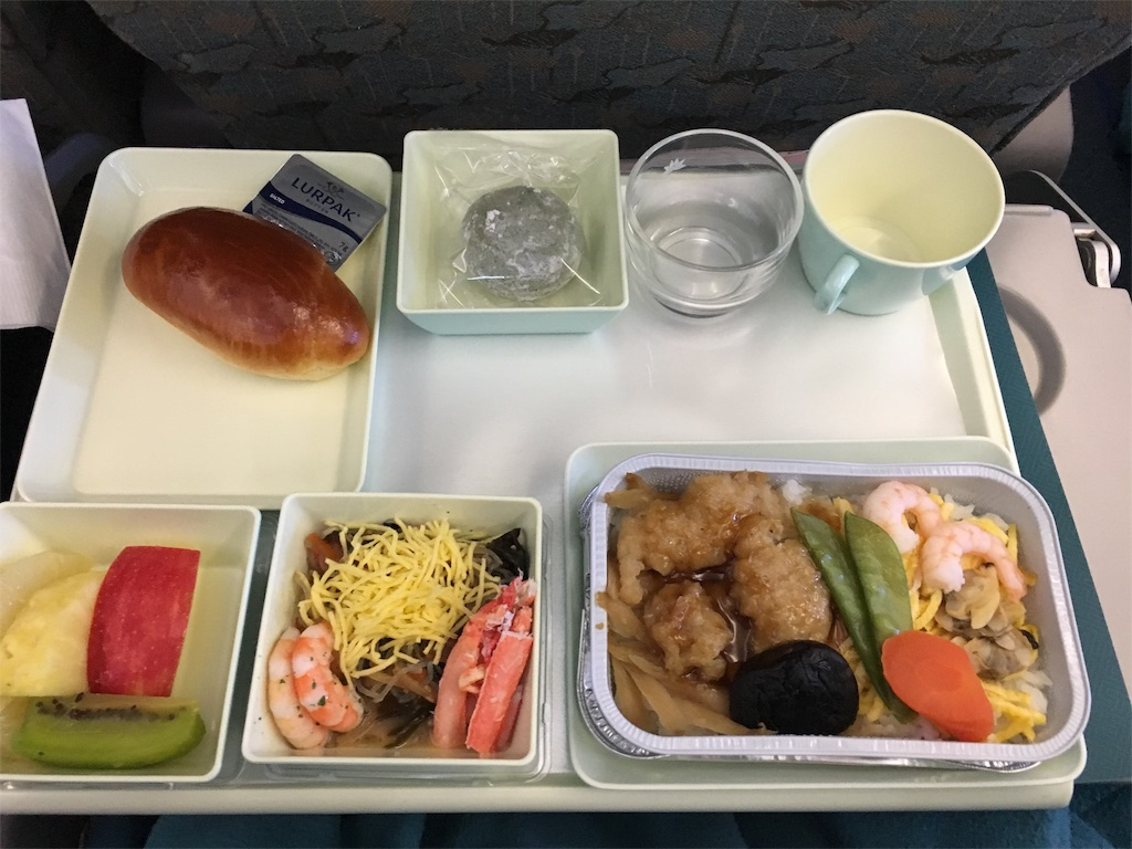 ベトナム航空 ご飯