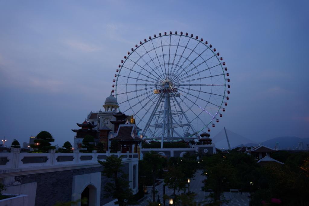 アジアパークの観覧車