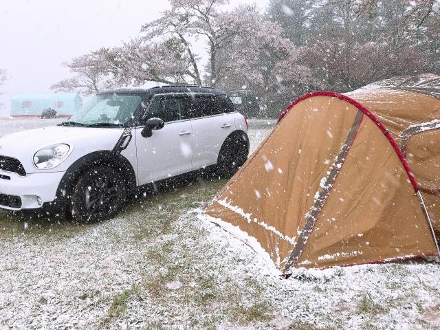 冬キャンプ 持ち物 リスト ソロキャンプ
