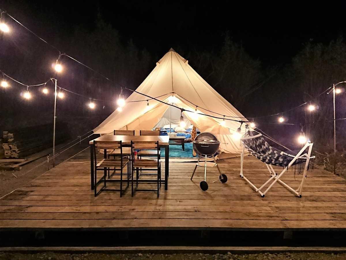 年末年始 営業 キャンプ場 ソロキャンプ