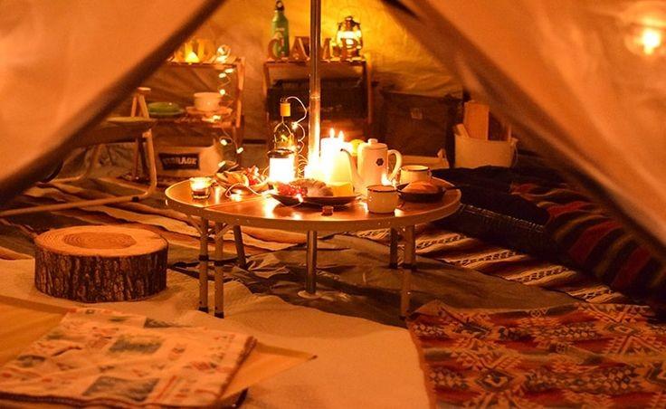 庭キャンプ おうちキャンプ 家キャンプ 楽しみ方