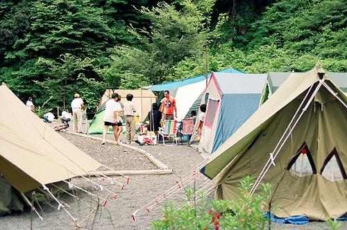 関東 キャンプ場 無料 格安