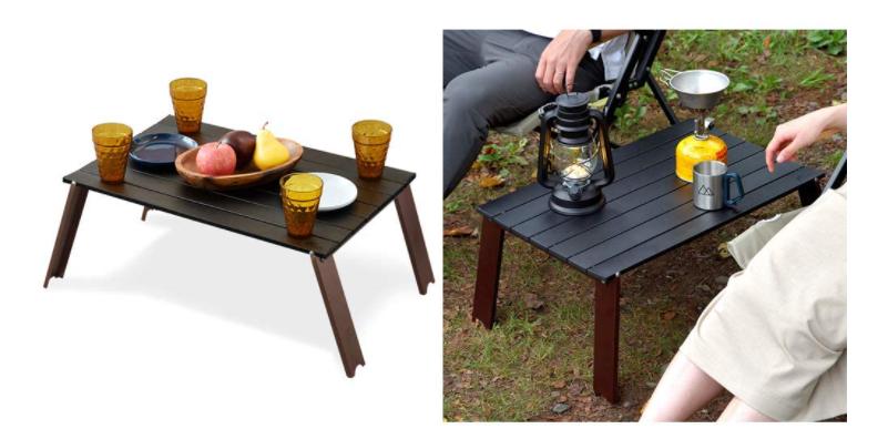 ソロキャンプ アウトドアテーブル キャンプギア おすすめ