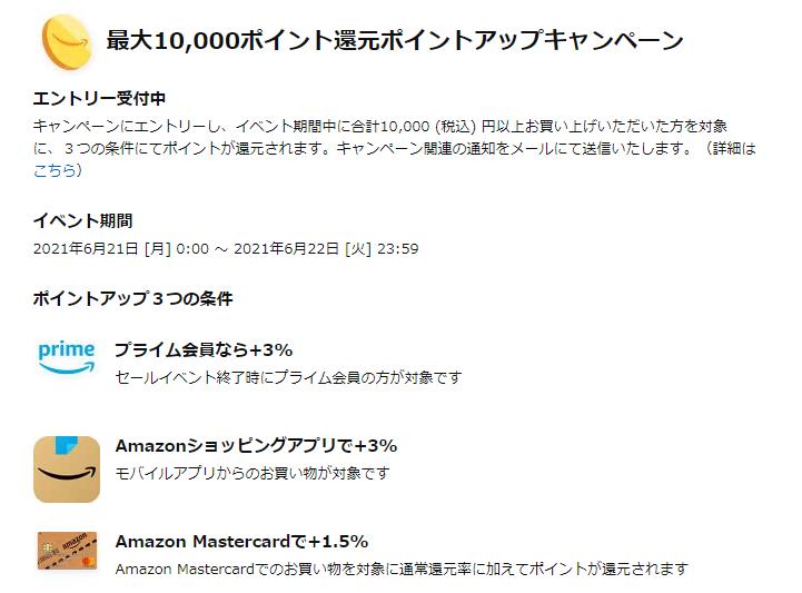 Amazon プライムデー キャンプギア アウトドア