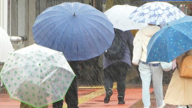 ポジティブ 雨の日 捉え方