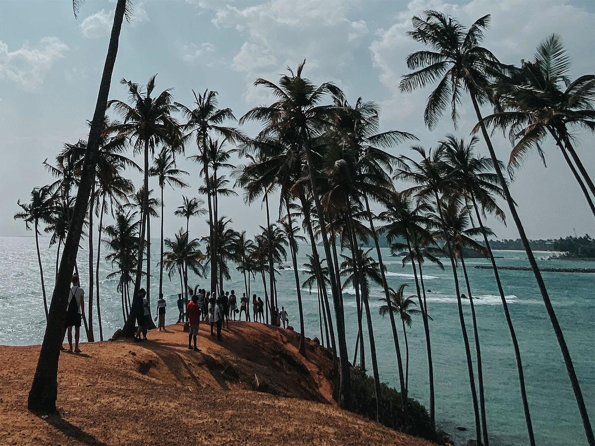 スリランカのMirissa(ミリッサ)