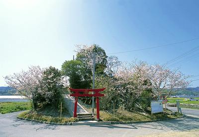 日本一低い山・弁天山