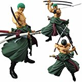 ヴァリアブルアクション Heroes ONE PIECE ロロノア・ゾロ 約18cm PVC製 塗装済み可動フィギュア