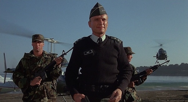 フランクリン・カービー将軍